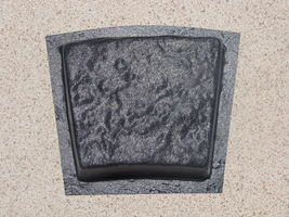 GE-7000 Garden Edging Lawn Landscape Molds (4) Make Stacked Concrete Walls Too image 7