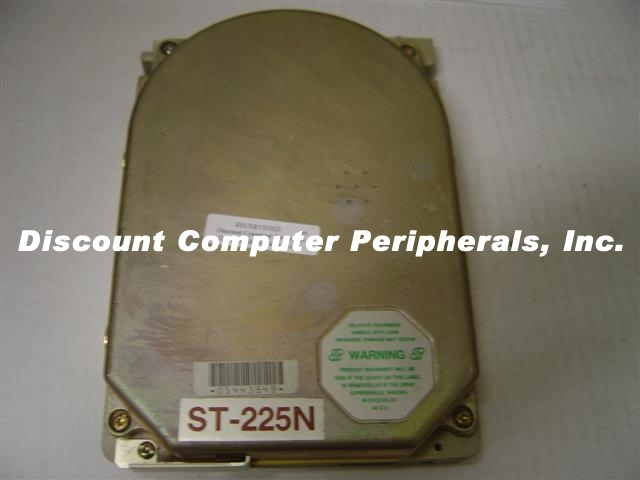 20MB 5.25IN HH SCSI 50PIN SEAGATE ST225N Free USA Ship Our Drives Work
