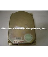 20MB 5.25IN HH SCSI 50PIN SEAGATE ST225N Free USA Ship Our Drives Work - $195.00