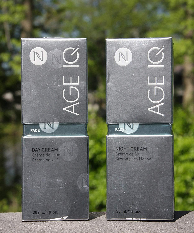 Nerium AGE IQ Day Cream(1oz) & Night Cream(1oz) Combo - 11/2021 - NEW IN BOX! - $47.00