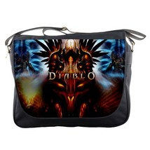 Messenger Bag Diablo Heroes Logo Battle War Video Game Design For Animation Fant - $30.00