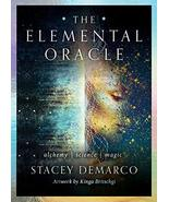 The Elemental Oracle: Alchemy Science Magic [Paperback] Demarco, Stacey ... - $21.95