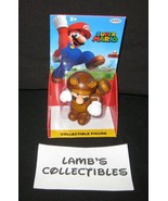 """World of Super Mario Nintendo Tanooki Mario 2.5"""" Action figure Jakks Pac... - $18.99"""