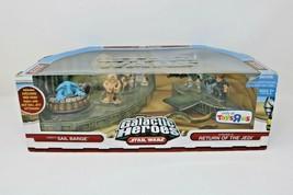 Star Wars Galactic Heroes ROTJ Sail Barge Toys R Us Exclusive Hasbro NIP HTF - $58.91
