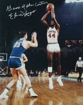 Elvin Hayes signed Houston Cougars 16X20 Photo vs UCLA 1968 Game of the ... - $38.95