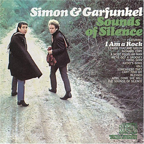 Sounds of Silence by Simon & Garfunkel Cd
