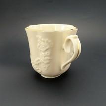 Lenox Holiday Hostess Collection Replacement Tea Cup Coffee Mug Gold Trim USA - $37.99