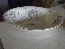Theodore Haviland Apple Blossom oval serving bowl 1 available - $13.07