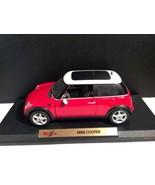Meisto Mini Cooper Die Cast Sunroof Car - $39.60