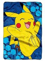 Pokemon Plush Blanket 62 X 90 - $56.99