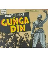 8mm Film: Gunga Din  244  Cary Grant  Ken Films Inc  Fort Lee N. J. - £12.10 GBP