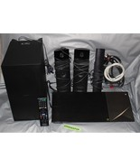 Sony Blu Ray DVD Receiver With Subwoofer Speaker Set BDV-/N7200W Home Th... - $356.39