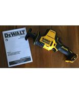 DEWALT DCS312 12V Cordless Reciprocating Saw Brushless Compact New Witho... - $74.24