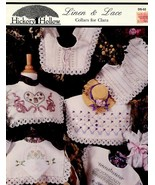 Linen & Lace Collars for Clara Hickory Hollow Cross Stitch Pattern Booklet - $3.57