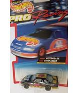 Hot Wheels Mattel Pro Racing Caterpillar David Green #96 Die Cast Metal  - $5.95