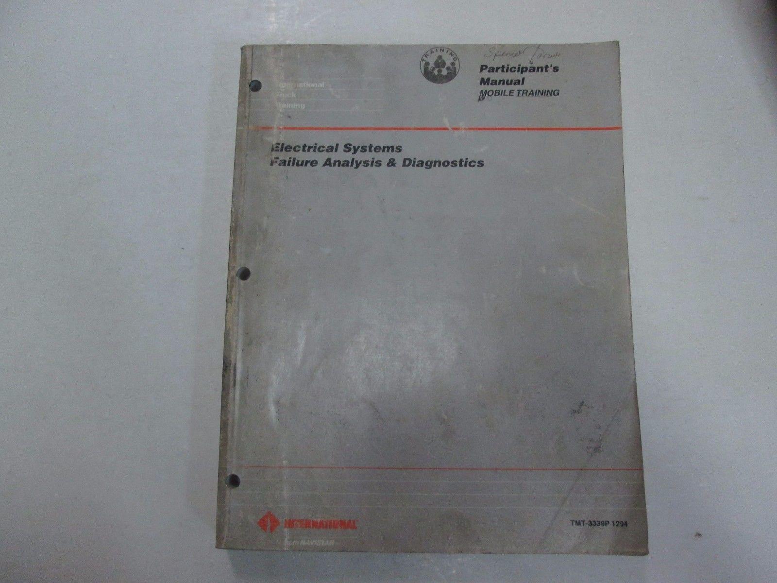 Internazionale Elettrico Sistemi Fallimento Analisi Diagnostico Participants