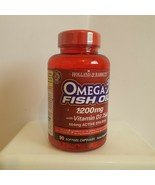 Holland & Barrett Omega Plus D3 90 Capsules 1200mg (B BF 11/2023) - $24.72