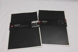 Leitz Wetzlar Leica M Rangefinder Camera  Booklet 2012 - $42.13