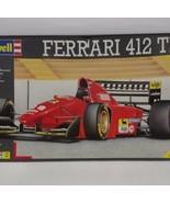 Ferrari 412 T1B Revell Model Kit 1/24 07209 - $59.39