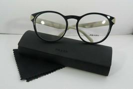 Prada Women's Blue Glasses and case VPR 16T VIN-1O1 52mm - $209.99