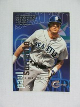 Paul Sorrento Seattle Mariners 1996 Fleer Skybox Baseball Card 82 - $0.98