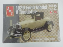 2003 AMT 1/25 Scale 1929 Ford Model A Roadster Model Kit #38073-1HD - $28.04
