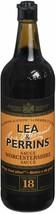 Lea & Perrins Worcestershire Sauce - LARGE 568ml/ 19oz  -  FRESH CANADA - $14.80
