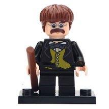 Professor Filius Flitwick Harry Potter Movie Minifigures Single Sale Lego Toys - $1.99