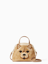 Kate Spade Year of the Dog Chow Chow Small Lottie Bag/Satchel/Crossbody ... - $296.99