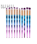 Et eyebrow eyeshadow powder foundation eyeliner makeup brush kit beauty cosmetic brush thumbtall
