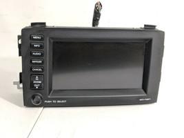 06-08 Honda Pilot Navigation Radio System Info Display Screen OEM 39810S... - $154.99