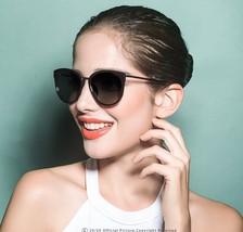 Retro Style Metal Frame Sun Glasses Famous Lady Polarized Round Sunglass... - $17.98