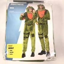 Fortnite Rex Sz Large / XL Spirit Halloween Costume Adult New - $67.89
