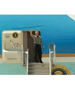 President George W. Bush waves as he boards Air Force One 2006 - New 8x1... - $6.61