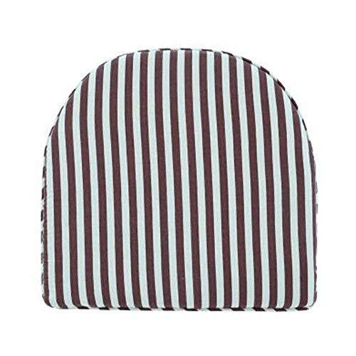 Primary image for Panda Superstore Stripe Cushion Lovely Cushion Office Chair Pad Soft Tatami Mat