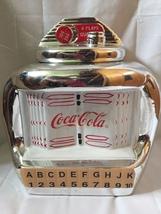 Coca-Cola Cookie Jar JukeBox - $19.95