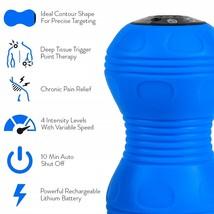 Professional Vibrating Peanut Massage Ball - Deep Tissue Trigger Point T... - £178.17 GBP