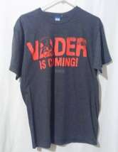 Star Wars Vader Is Coming Look Busy Movie Men's T Shirt Size Large BN1 - $10.00