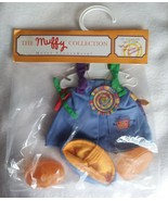 NEW The Muffy Vanderbear Collection Whats The Secret Password Overalls H... - $23.99