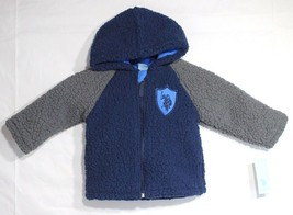 U.S. Polo Assn. toddlers boys hoodie jacket zipper front warm size 3T - $19.99