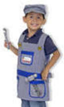 Train Engineer Role Play Costume Set 3-6 Years - $30.00