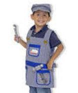 Train Engineer Role Play Costume Set 3-6 Years - $30.00