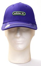 Adidas Golf Adjustable Purple Cap Hat UV Protection 50+ Men's One Size NWT - $29.69