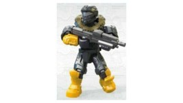 HALO INFINITE UNSC SPARTAN + Rifle from set GRN07 - New Loose item. - $12.78