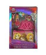Disney Princess Cosmetic Set with Tiara in Box - $6.99