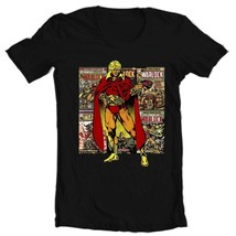 Adam Warlock Classic Covers T shirt silver age Marvel comics cotton graphic tee image 1