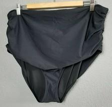 J Crew Marysia Spring Bikini Bottom Red S F0242
