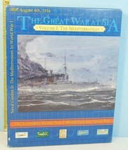 The Great War at Sea Vol. 1 The Mediterranean 1st. Ed. Avalanche Press 1... - $49.01