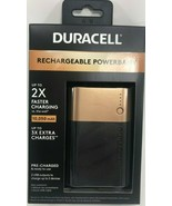 Duracell - 5006562 - Rechargeable Powerbank 10,050 mAh Battery - $49.45