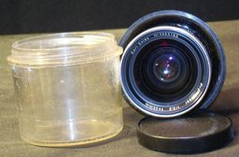 Carl Zeiss Pro-Tessar Lens f=35mm with fitted Zeiss Ikon Case AA-192030 Vintage image 7